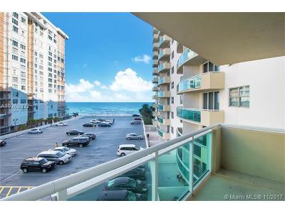 Hollywood Condo For Sale: 3001 S Ocean Drive #449
