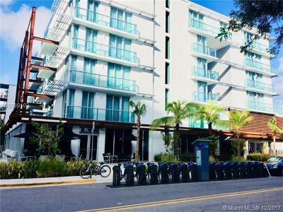 Miami Beach Condo For Sale: 1215 West Ave #605