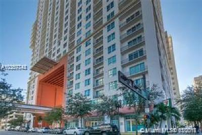 Condo Active With Contract: 133 NE 2nd Ave #2101