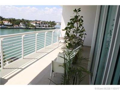 Miami Beach Condo For Sale: 6580 Indian Creek Dr #308