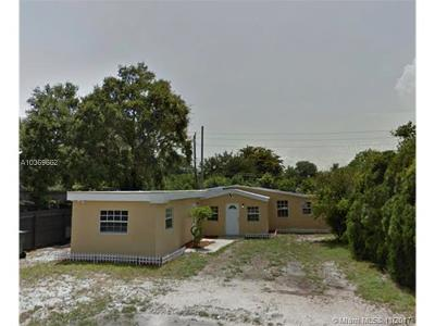 Fort Lauderdale Single Family Home For Sale: 1481 SW 28th Ter