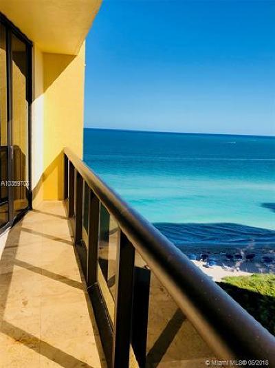 Sunny Isles Beach Condo For Sale: 16275 Collins Ave #1102