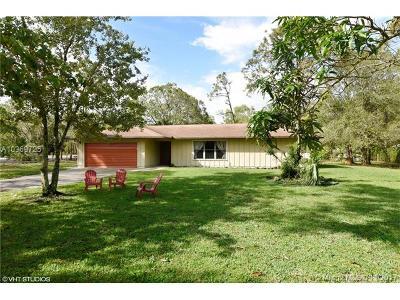 Jupiter Single Family Home For Sale: 16643 123rd Ter