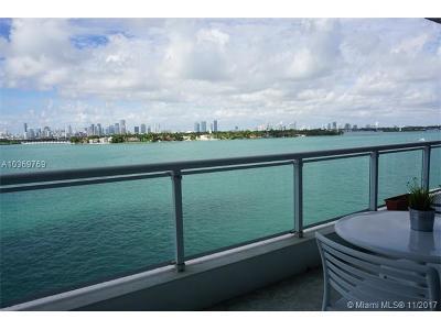 Miami Beach Condo For Sale: 540 West Ave #613