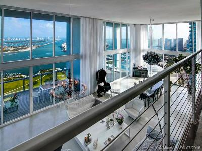 Condo For Sale: 1040 Biscayne Blvd #4602