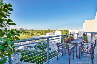 Miami Beach Condo For Sale: 2001 Meridian Ave #PH-17