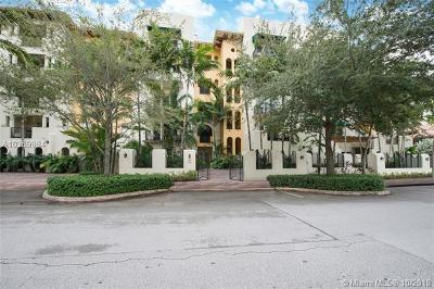Coral Gables, South Miami Condo For Sale: 650 Valencia Ave #304