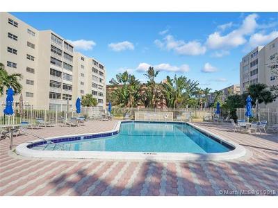 Hallandale Condo Backup Contract-Call LA: 1000 NE 12th Ave #306