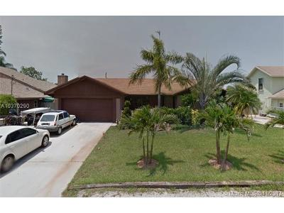 Fort Lauderdale Single Family Home For Sale: 5231 NW 76th Pl