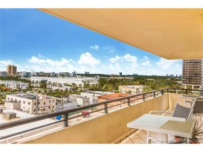 Surfside Condo For Sale: 9511 Collins Ave #910
