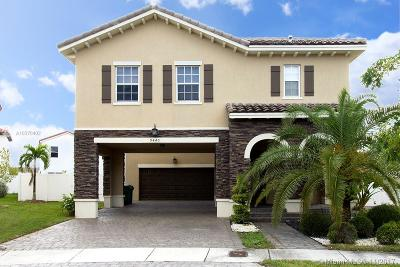 Miami Single Family Home For Sale: 9440 SW 170th Path