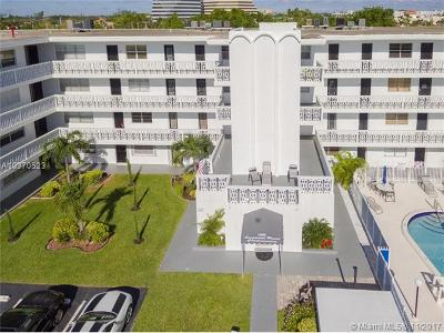 North Miami Condo For Sale: 11685 Canal Dr #101