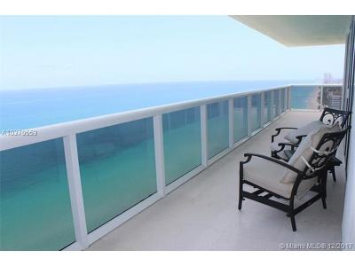 Hallandale Condo For Sale: 1830 S Ocean Dr #3402