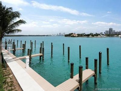 Bay Harbor Islands Condo For Sale: 10201 E Bay Harbor Dr #401