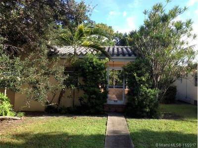 Coral Gables Single Family Home For Sale: 532 Mendoza Ave