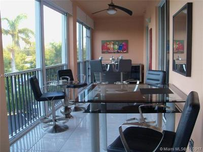 Dania Beach Condo For Sale: 75 Gulfstream Rd. #303-B