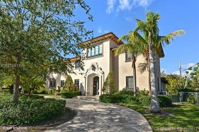 Pinecrest Single Family Home For Sale: 7425 SW 134th St