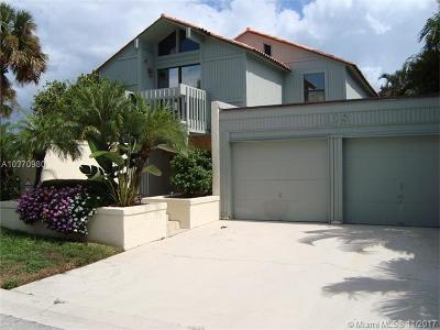 Jupiter Single Family Home For Sale: 108 Seahorse Ln