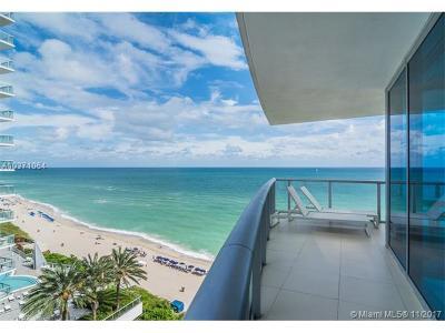 Sunny Isles Beach Condo For Sale: 17001 Collins Ave #1408