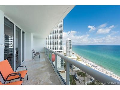 Hallandale Condo For Sale: 1800 S Ocean Dr #2003