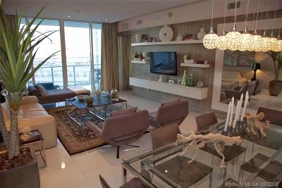 Paramount, Paramount Bay, Paramount Bay Condo, Paramount Bay Condominium, Paramount On The Bay Rental For Rent: 2020 N Bayshore Dr #3803