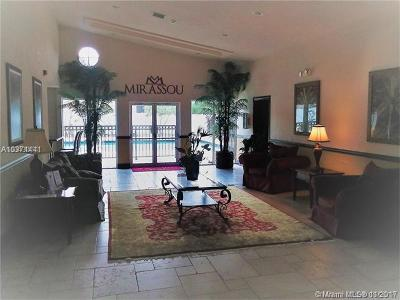 Hialeah Condo For Sale: 6195 NW 186th St #317