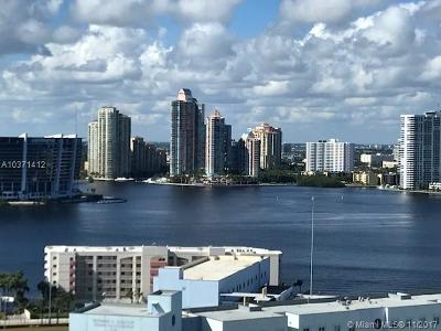 Sunny Isles Beach Single Family Home For Sale: 18001 Collins Ave #1701