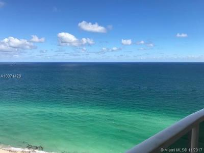 Sunny Isles Beach Single Family Home For Sale: 18001 Collins Ave #3006