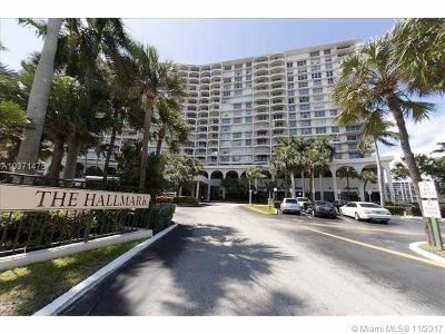 Hollywood Condo For Sale: 3800 S Ocean #623