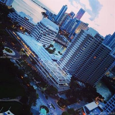 Miami Condo For Sale: 888 Brickell Key Dr #2601