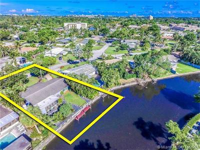 Wilton Manors Single Family Home For Sale: 316 NW 20th St