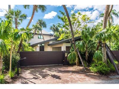 Coconut Grove Single Family Home For Sale: 4086 El Prado Blvd