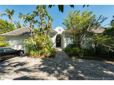 Bal Harbour Single Family Home For Sale: 73 Bal Bay Dr