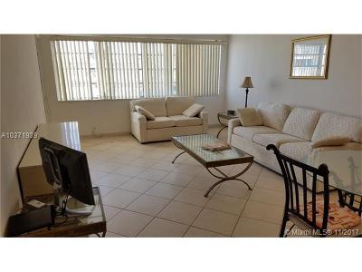 Hallandale Condo For Sale: 215 SE 3rd Ave #401D