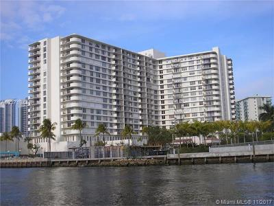 Hollywood Condo For Sale: 3800 S Ocean Dr #1010