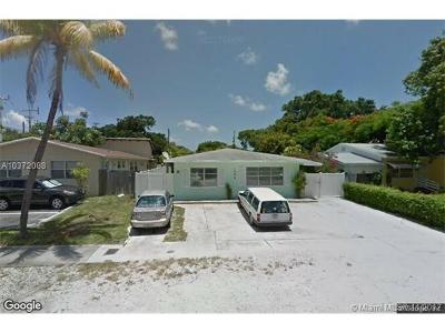 Fort Lauderdale Multi Family Home For Sale: 1808 Miami Rd