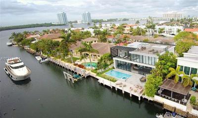 North Miami beach Single Family Home For Sale: 3260 NE 165th St