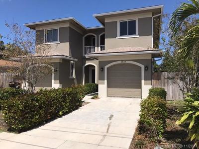Fort Lauderdale Multi Family Home For Sale: 1110 NE 1st Ave