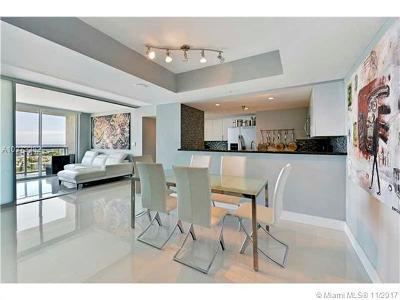Miami Beach Condo For Sale: 650 West Av #2008
