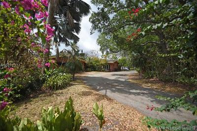 Pinecrest Single Family Home For Sale: 6300 SW 104th St