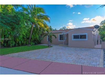 Miami Beach Single Family Home For Sale: 2130 Verdun Dr