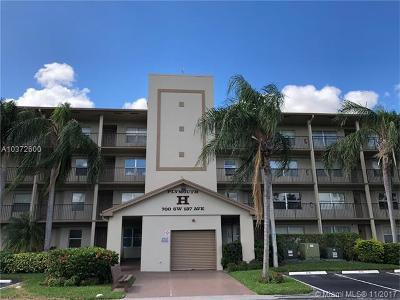 Pembroke Pines Condo For Sale: 700 SW 137th Ave #112H