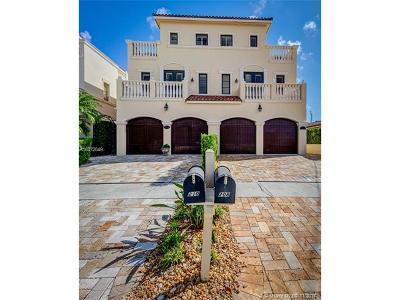 Fort Lauderdale Condo For Sale: 208 Hendricks Isle #208