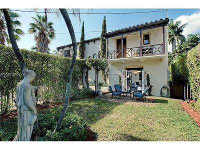 La Gorce Single Family Home For Sale: 5940 Alton Road