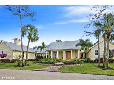Jupiter FL Single Family Home For Sale: $2,995,000