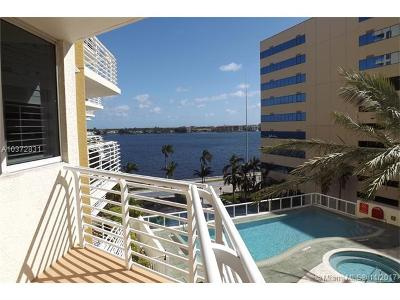 West Palm Beach Condo For Sale: 1551 N Flagler Dr #714