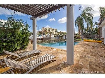Fort Lauderdale Single Family Home For Sale: 32 S Gordon Rd