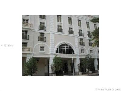 Coral Gables Condo For Sale: 10 Aragon Ave #910