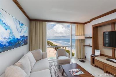 Miami Beach Condo For Sale: 6801 Collins Ave #1011