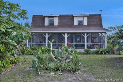 Loxahatchee Single Family Home For Sale: 5840 206th Ter N